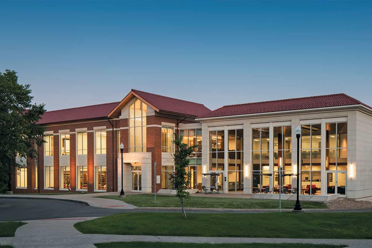 Muskingum University <br>Roberta A. Smith University Library
