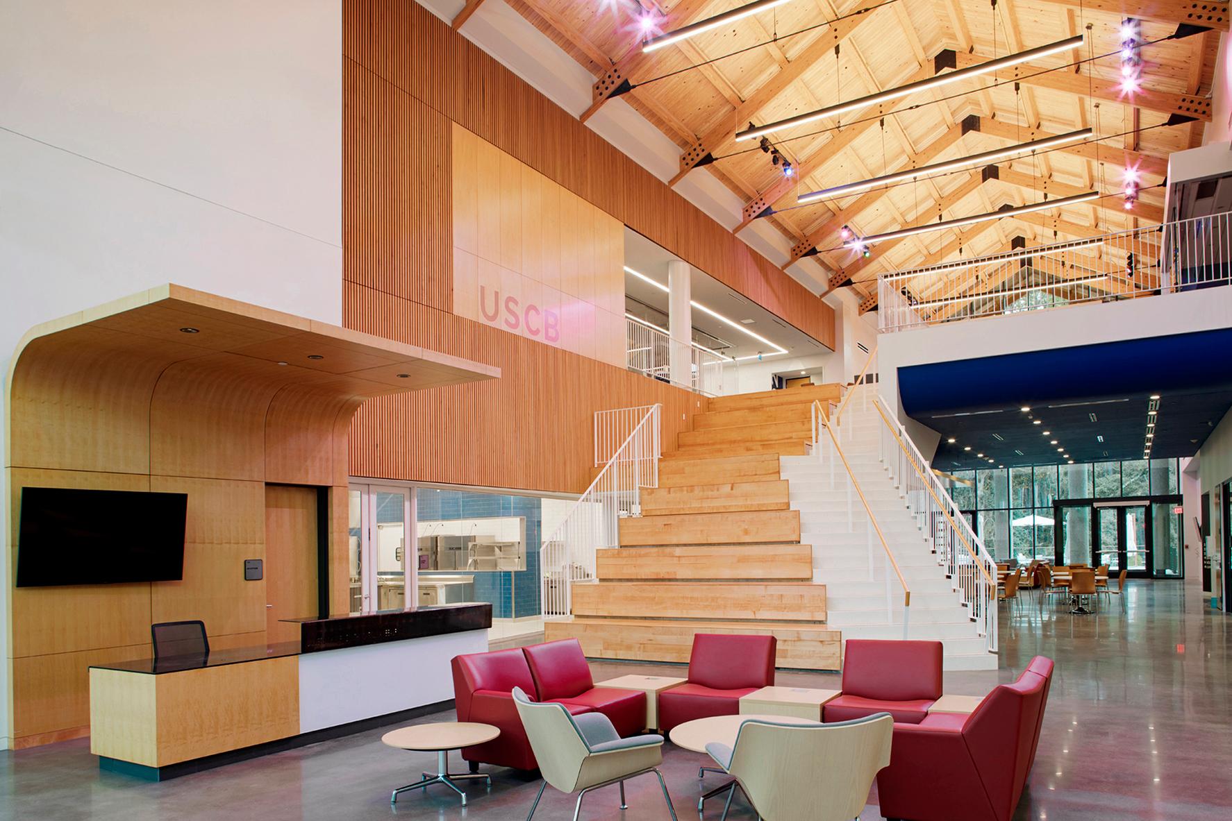 University of South Carolina Beaufort<br>Hospitality Management Center