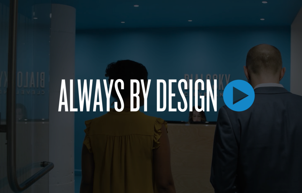 Culture Video: Always By Design