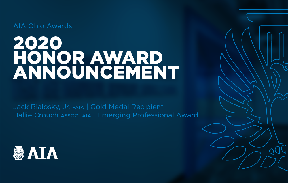 2020 Honor Award Announcement