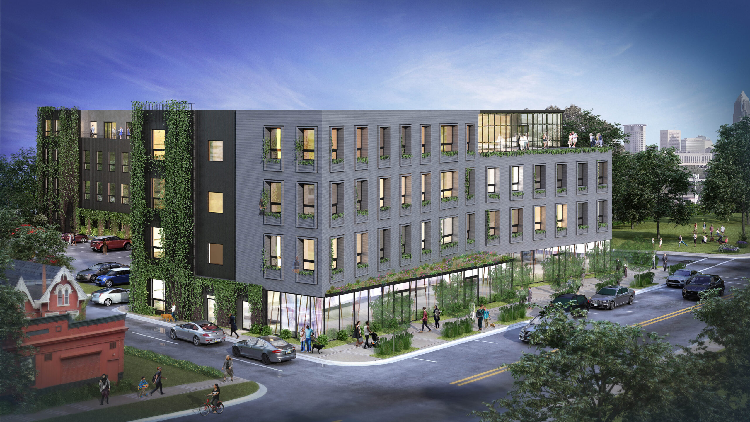 04_2020-07-08 – Lincoln Tremont Rendering_North View – No Watermark