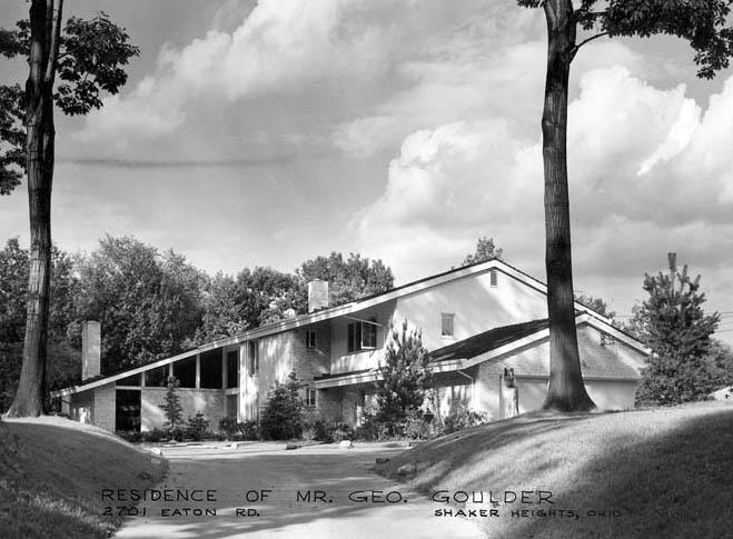 1959 Goulder Residence