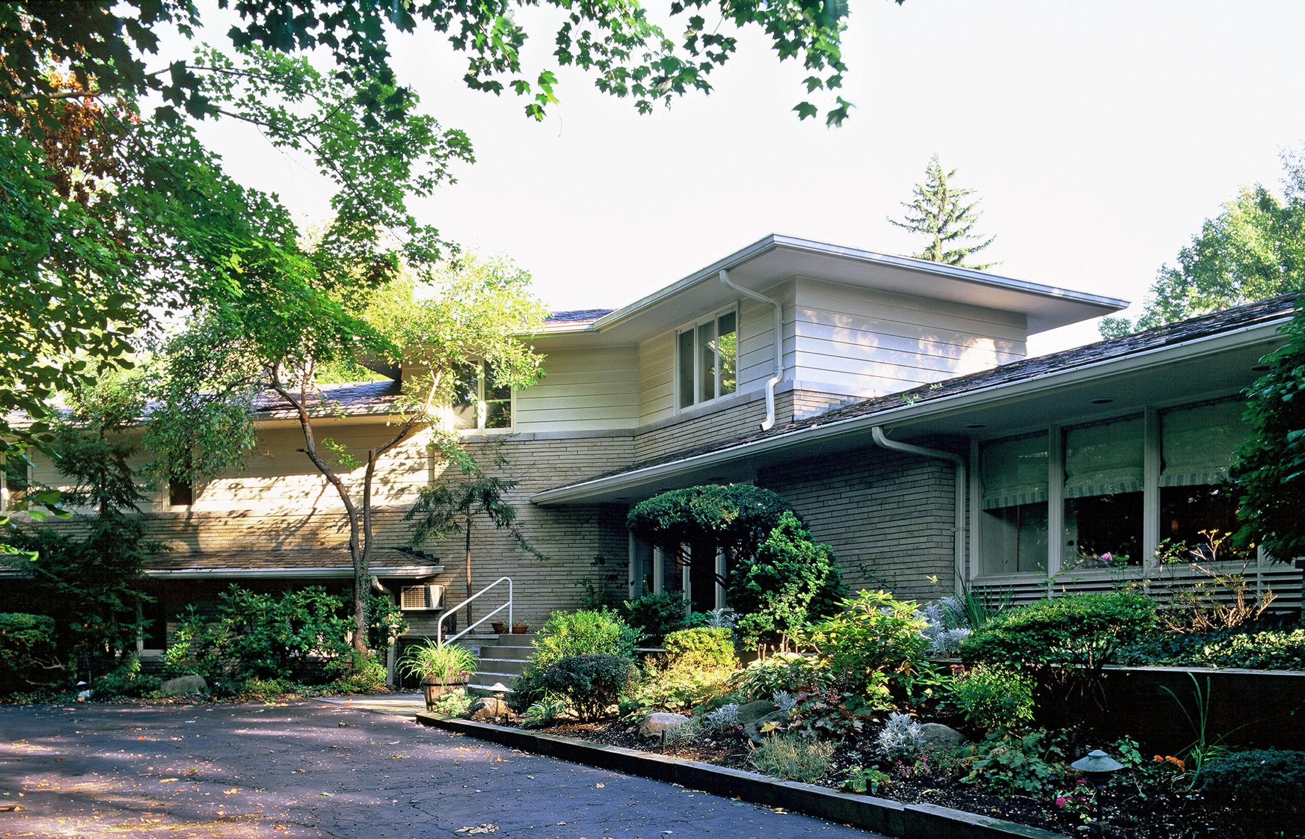 Weitz Residence – 1953