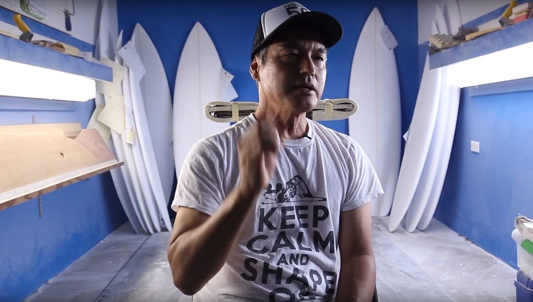 Surfboard Shaper Eric Arakawa Builds Boards for Happiness and a Higher Calling – The Inertia