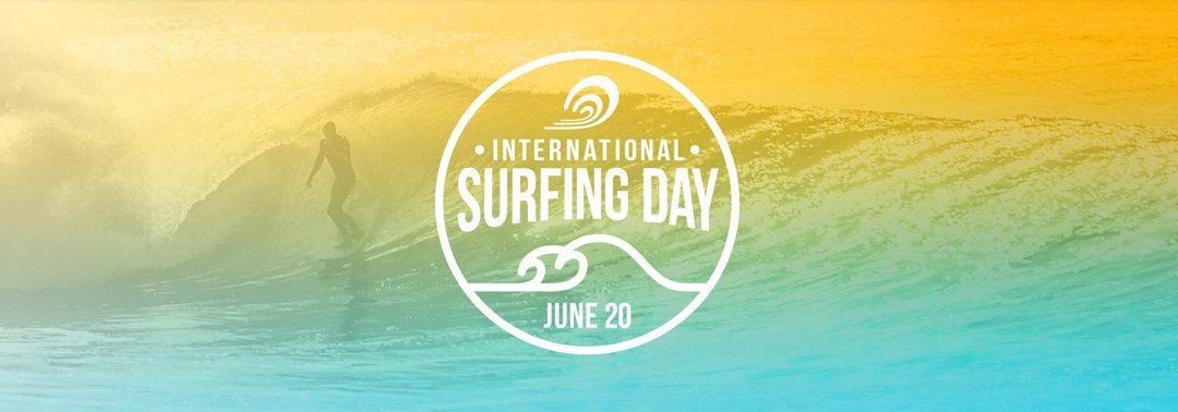 2016 International Surfing Day at SPI