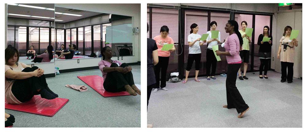 Teaching ISMA In Japan – 2014