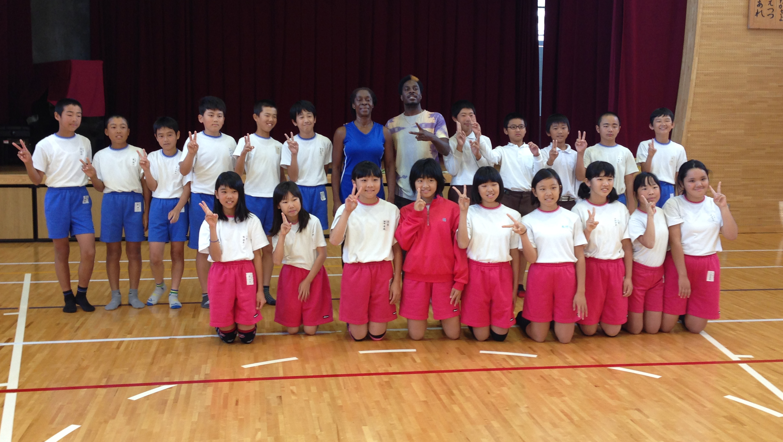 Over 350 Students in Japan Learned about ISMA – Fall 2015