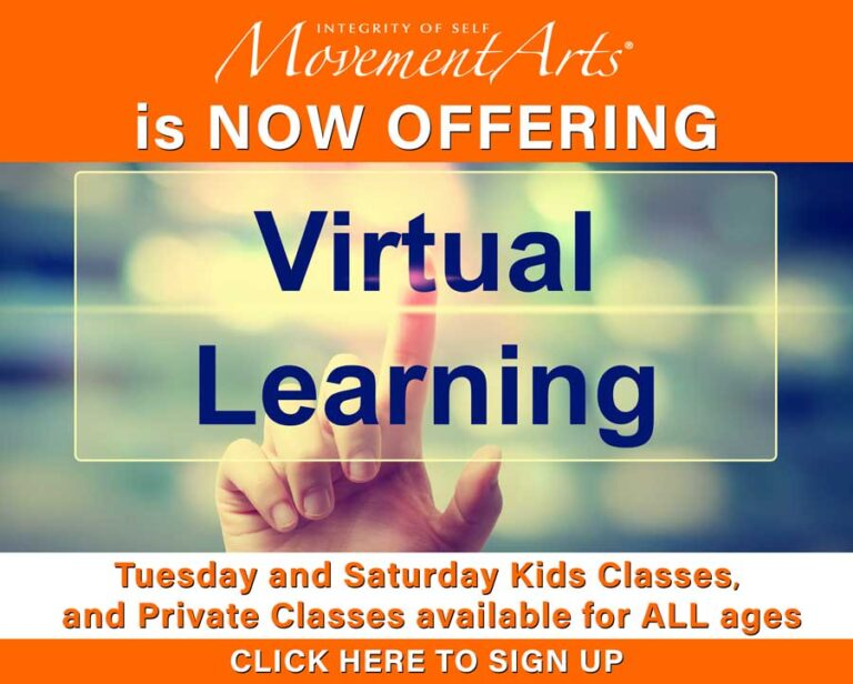 Now offering Virtual Kids Classes - Tues and Sat. Also Private Classes for all ages.
