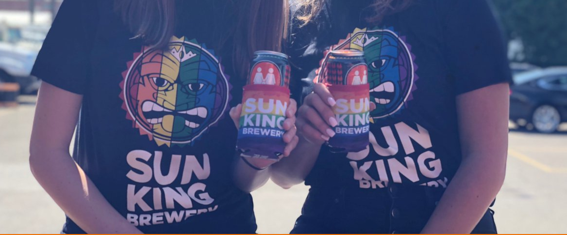 Sun King Brewery - Pride