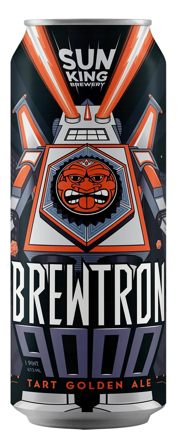 Brewtron Tart Golden Ale