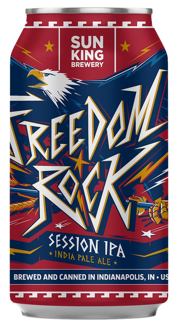 Freedom Rock Seasonal IPA