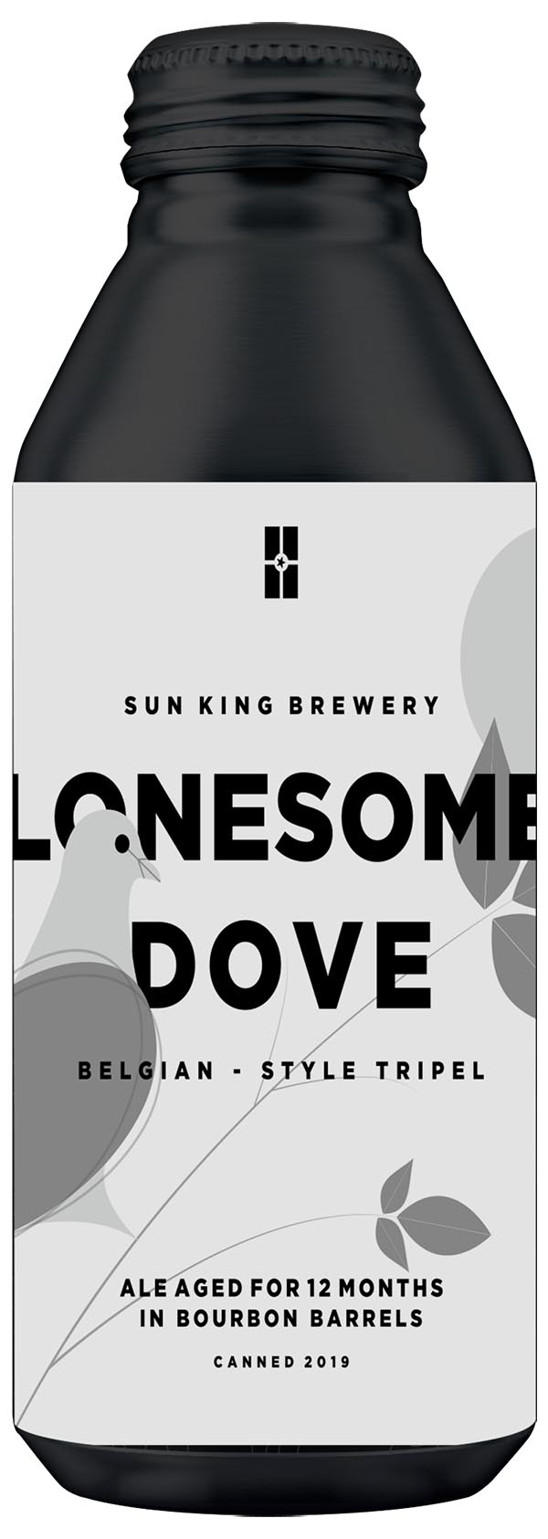 Lonesome Dove Bourbon Barrel-Aged Belgian Style Tripel