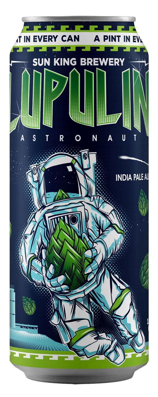 Lupulin Astronaut IPA