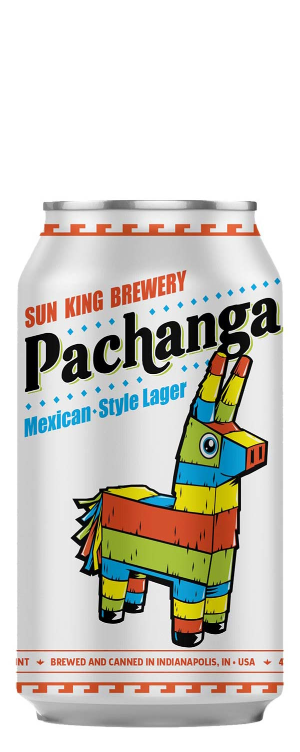 Pachanga Mexican Style Lager