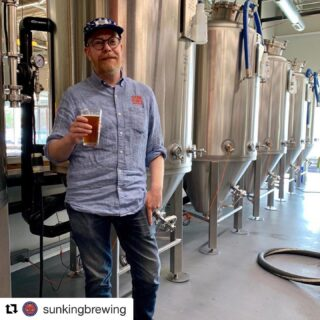 We're big fans of shiners! Did you know Ben is our former Communications & Marketing Manager and current tonicindy co-chair?? 🍻 #FeedIndy #TonicBall #Repost sunkingbrewing with get_repost ・・・ Meet Ben S! . . .  1️⃣ Ben heads our Community Development Team - this 3 person team works with 500+ local non-profits and community organizations. Ben has been our CD Director for just over 2 years. 🎭🎨🎹 . 2️⃣ Ben's all-time favorite beer is Osiris. Summer Go-to is Pachanga. 🍻 . 3️⃣ When not working with folks in our community, you will find Ben and his wife spending time with their 6-year-old son. You can also find this duo co-chairing the annual Tonic Ball concert benefitting secondhelpingsindy! 👪 🎸🥁 . 4️⃣ Best thing about his job - seeing the real, tangible difference that we make in our community. In 2018 Sun King's charitable giving was nearly $1.2 million dollar impact on the community. Collectively we volunteered over 1200 hours out in our community. ❤️ . 5️⃣ If Ben was leading the charge with our CD team he would be listening to records in a house on Lake Michigan. 🎧 . . .  #meettheskbcrew #cheers2tenyears #sunkingbrewery #🌞👑🍺 #loveindy #giveback #craftthatcares
