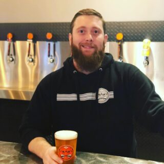 🍻Meet Jamey🍻  1️⃣ Jamey has been in the craft beer industry for 10 years! He's been managing our Sun King Fishers Tap Room off of 96th for almost 4 years.  2️⃣ Jamey has a lot of Sun King favorites: Cream Dream IPA • Stupid Sexy Flanders from our SK King's Reserve Series • Darling Zwicki from our Small Batch Series 🍻 3️⃣ Jamey's degree is in Creative Writing. 🖋 4️⃣ Coolest thing about Jamey's job, meeting all you awesome folks that visit the SK Fishers Tap Room!  5️⃣ If Jamey wasn't serving beers with a smile, he would join the Night's Watch #winteriscoming  #meettheskbcrew #sunkingbrewery #cheers2tenyears #🌞👑🍺