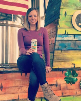 Since we just had our @pinkbootsindy brew day last week and it was #internationalwomensday, who better than highlight one of our lady SKB Crew members! ... Meet Cara (care-ah) 1️⃣ Cara started working for SKB in 2014 as one of our tap room managers. She is currently our Purchasing Manager and also supports our CFO. 💵 2️⃣ Can you guess what her favorite day to day beer is? Her all time favorite is Bitchin' Camaro Imperial Rye IPA. 🚘  3️⃣ Cara's degree is in Tourism, Convention & Event Management. Her husband was in the United States Marines taking her coast to coast before settling down in Indy with her two kiddos. 👨‍👩‍👧‍👦 4️⃣ The best thing about her role is working alongside every person at SK, whether it be a brewer, sales rep, or tap room employee. She thinks that we are all pretty swell humans and calls us family.  5️⃣ If she did not work at SKB, she'd be a traveling fitness instructor. Hello Barbados! 🏋️‍♀️🏖 BONUS fun fact: Cara has a passion for sneakers and hip hop music - which you can hear daily if you stop by her desk! 👟🕶 #meettheskbcrew #cheers2tenyears #sunkingbrewery #🌞👑🍺 #beachworkoutsarethebest