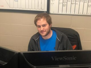 It's Tuesday and that means you get to meet another from the Sun King Crew.  Meet Kyle aka Spreadsheet  1️⃣ Kyle has spent the past 5 years at SKB as an assistant to our CFO. Numbers are Kyle's game including daily inventory, payables, and managing our information system. 👨🏼‍💻 2️⃣ Favorite Sun King Beer is Batch 666: Sympathy for the Devil. His Favorite Collab Beer is Emergency Hop Kit - a collaboration done with our friends at @rhinegeist 😈 3️⃣ What is Kyle into outside of crunching numbers - beer judging, traveling for college basketball games, and avoiding Trevor (you'll meet Trevor later!) at all costs. 🍻🏀 4️⃣ What does he enjoy most about his job - Working across all departments to help with day to day operations. We can't make this stuff up folks!  5️⃣ If he wasn't an accountant, he would be a police officer. 🚔  #cheers2tenyears #sunkingbrewery #🌞👑🍺 #meettheskbcrew