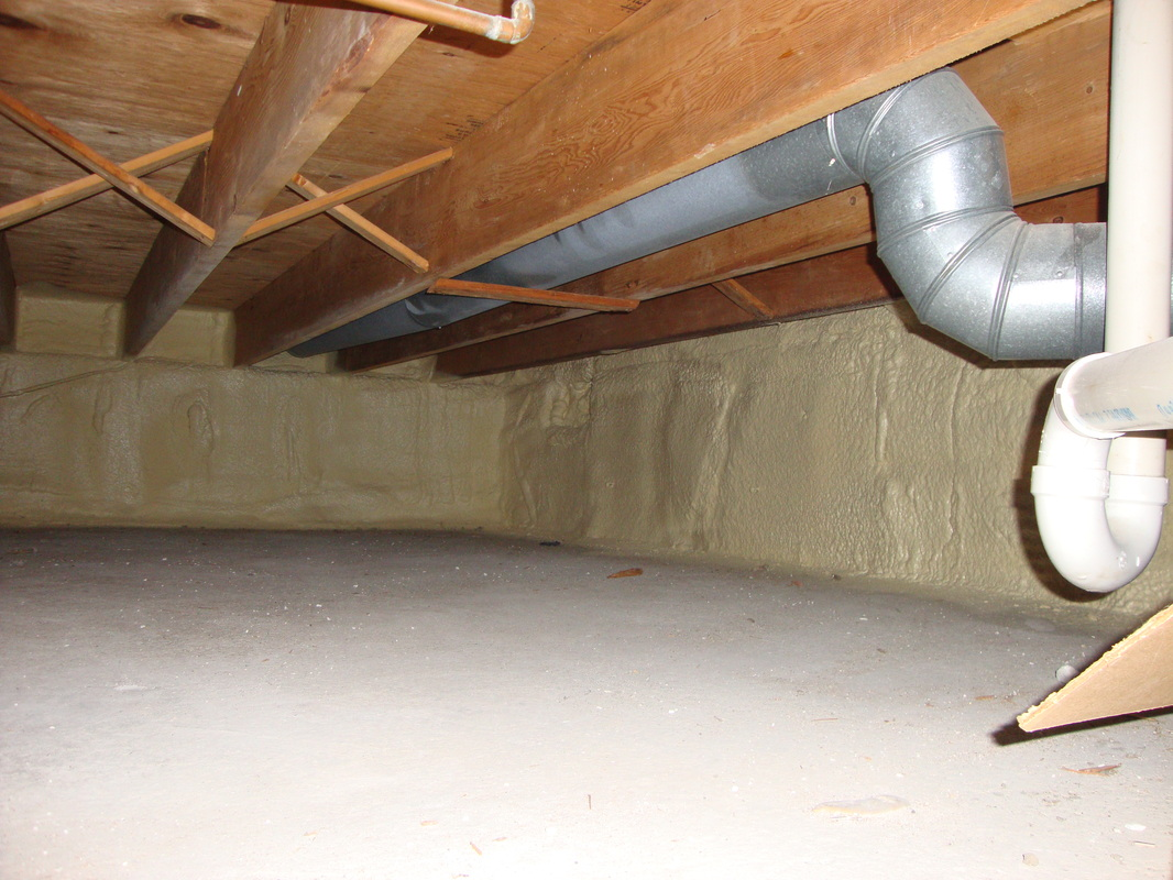 crawl space 1 in Belleville IL