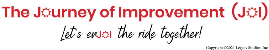 BLOG: The Journey of Improvement (JOI) - EdnaSpeaks.com