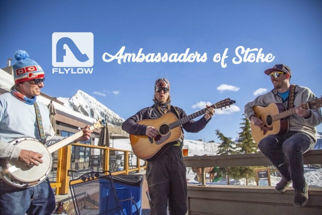 """Featured image for """"Flylow Ambassadors Of Stoke"""""""