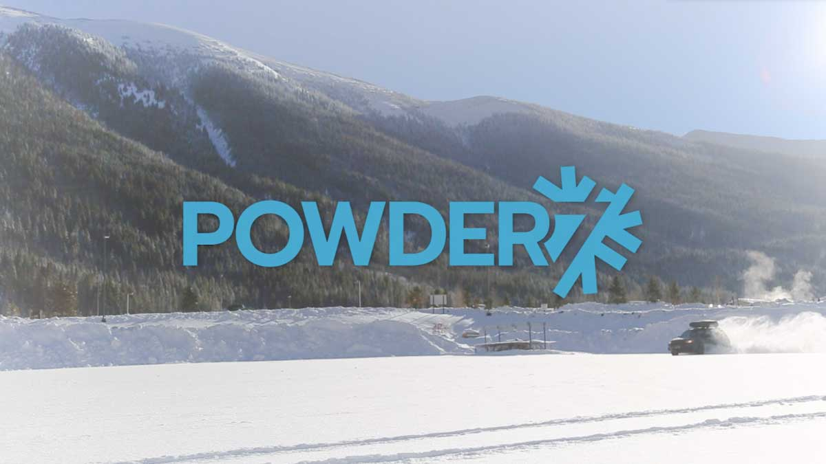 """Featured image for """"Powder 7 Web & Social Content Campaign"""""""