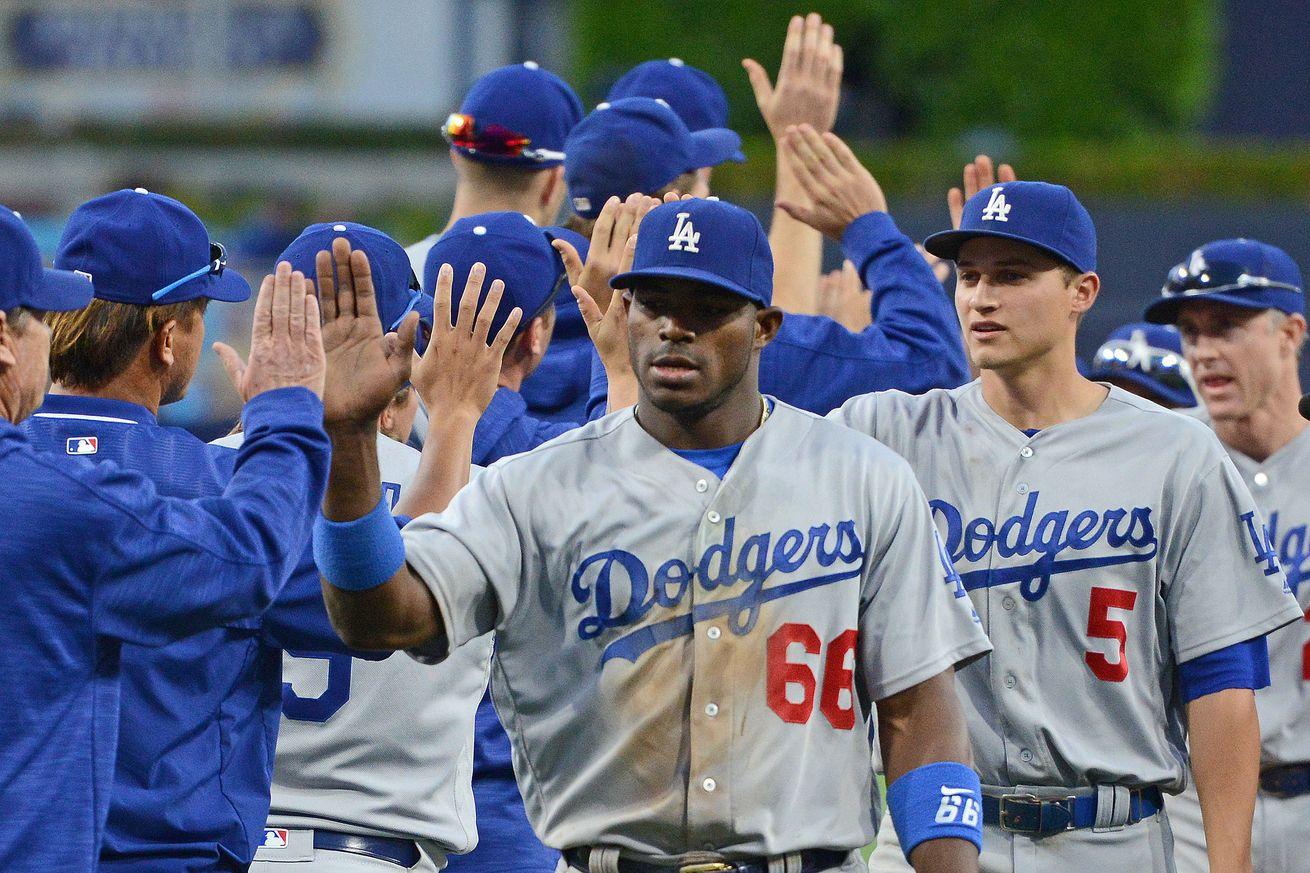 Dodgers High 5