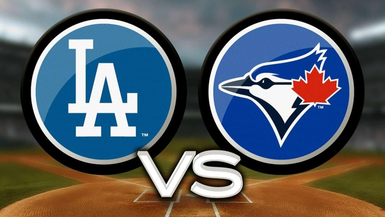 Dodgers vs. Blue Jays