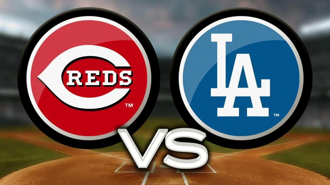 Reds vs. Dodgers
