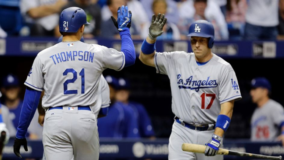 Trayce Thomspon and A.J. Ellis