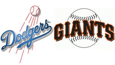 Dodgers vs. Giants