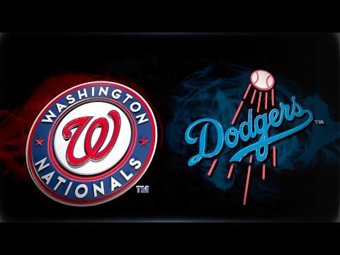 Nationals vs. Dodgers
