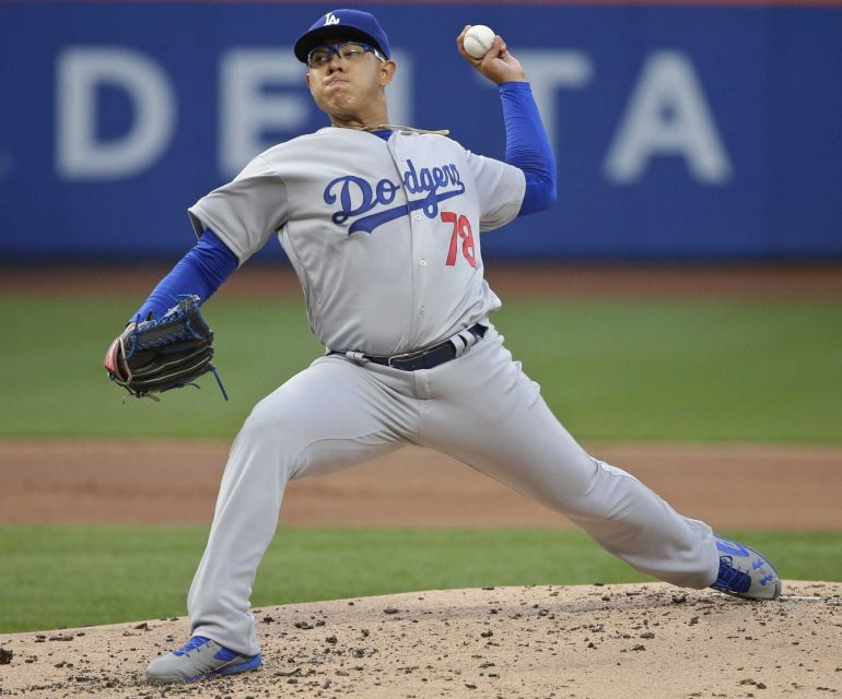 Julio Urias vs. Mets