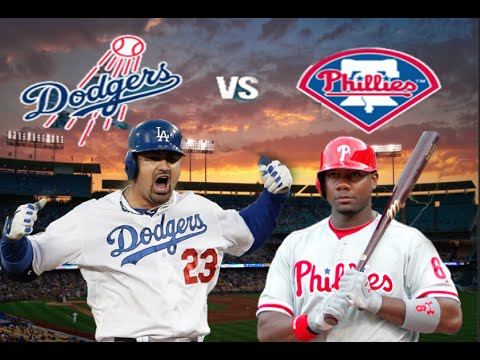 Dodgers vs. Phillies