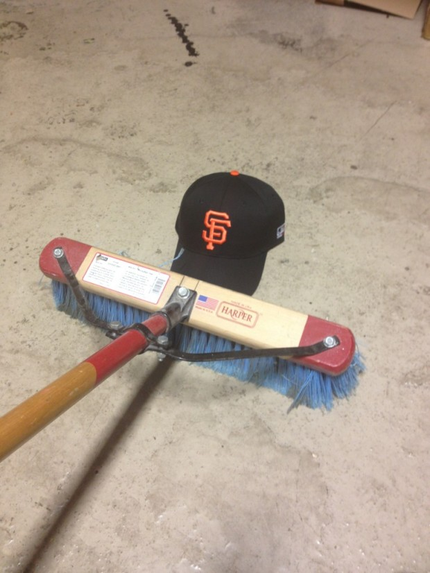 Sweep The Giants