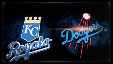 Dodgers vs. Royals