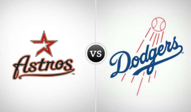 Astros vs. Dodgers
