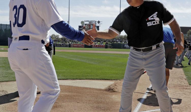 White Sox vs. Dodgers