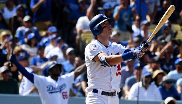 Cody Bellinger Home Run in Game 163
