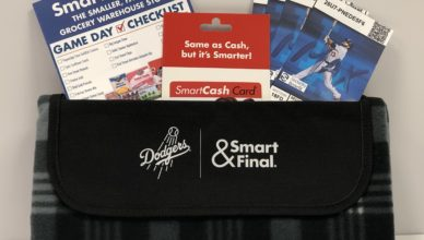 Smart & Final Dodgers Package