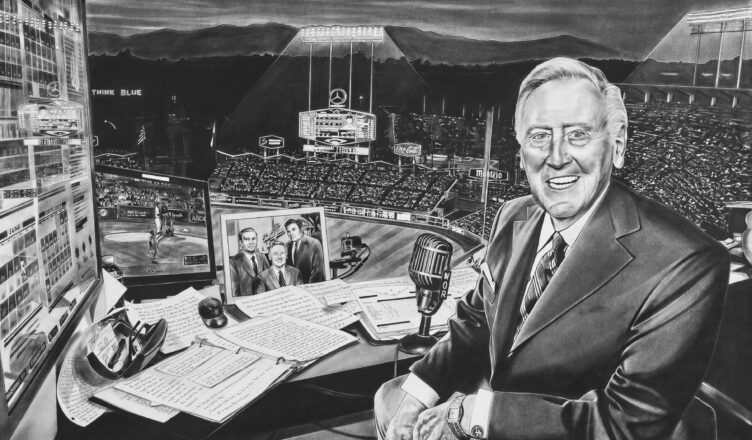 Latest On Vin Scully Dodgers Zoom Party Community Work Ladodgerreport Com