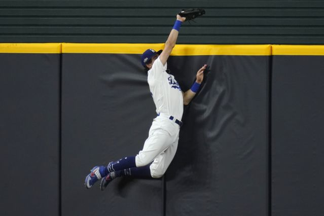 Bellinger Catch