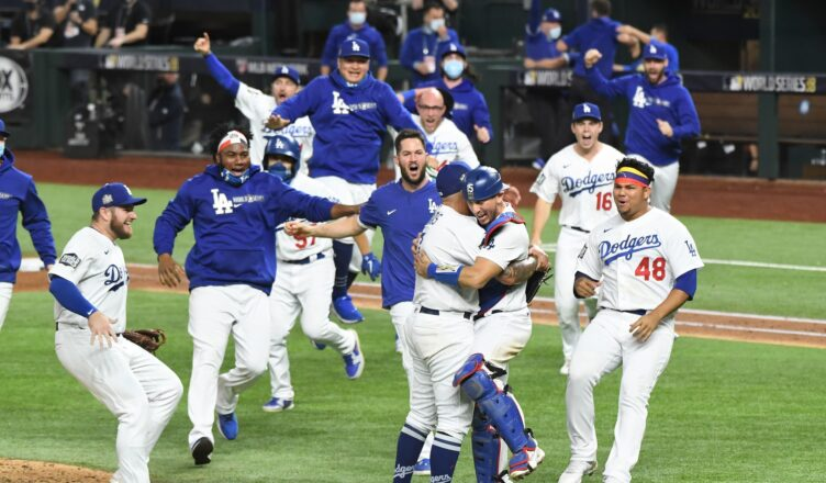 Dodgers World Series Champs