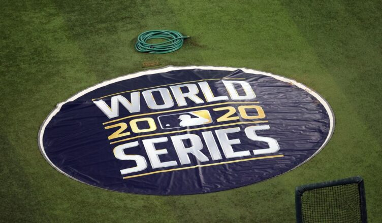 World Series Logo 2020