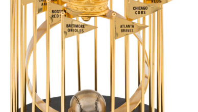 World Series Trophy