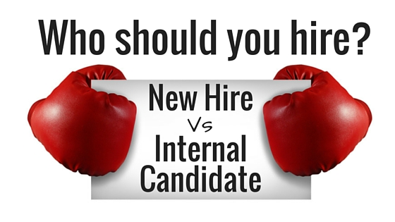 Finding a Balance Between Promoting Internally and Hiring Fresh Talent