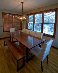 Custom Dining Table Woodbury MN