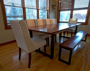 Custom Dining Table Plymouth MN