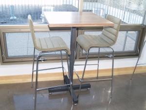 11 Walnut High Top Tables - Four Fields Furniture MN 55118