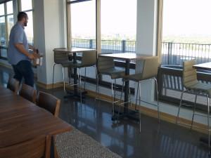 4 Walnut High Top Tables - Four Fields Furniture MN 55118